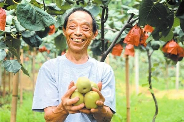 四川广元苍溪红心猕猴桃国际合作发展大会在苍溪县举办