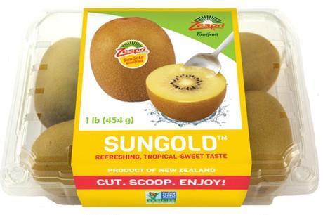 SunGold金猕猴桃